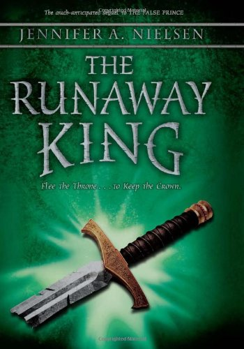 The Runaway King – Book 2 of the Ascendance Trilogy