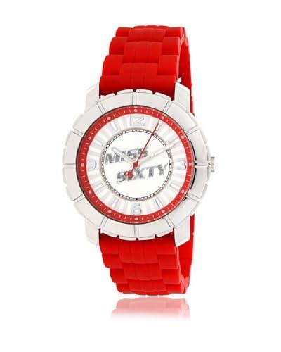 Miss Sixty Reloj Star Rojo