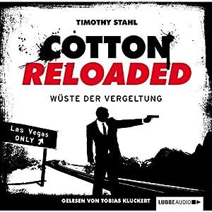 Wüste der Vergeltung (Cotton Reloaded 24) Hörbuch