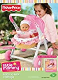 Fisher Price: My Baby Deluxe Pram