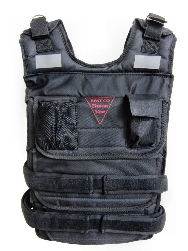 New Weighted Vest 110 Lbs Fitness Vest Igor Cunha