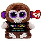 Chimps the Monkey Peek-A-Boo Phone Holder