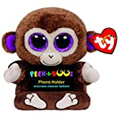 Chimps the Monkey Peek-A-Boo Phone Holder