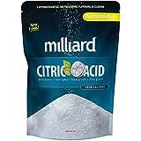 Milliard Citric Acid - 5 Pound - 100% Pure Food Grade NON-GMO (5 Pound)