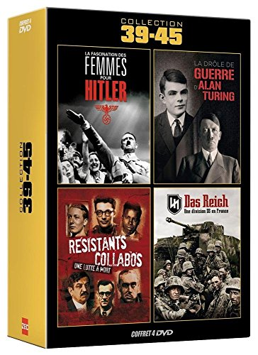 coffret-collection-39-45-das-reich-resistants-collabos-la-drole-de-guerre-dalan-turing-la-fascinatio