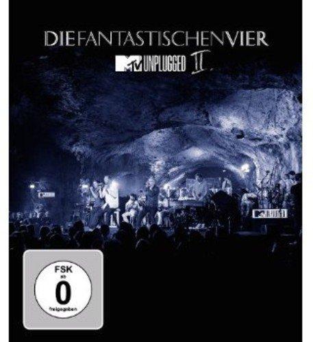 Blu-ray : Die Fantastischen Vier - MTV Unplugged 2 (Blu-ray)