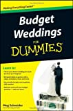 Budget Weddings For Dummies