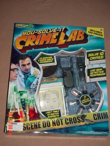 Smart Lab You Solve It Crime Lab