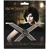 Twilight New Moon bande réplique collier Alice Crest Choker