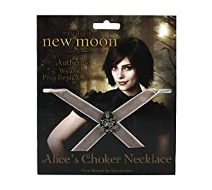 "Neca Twilight ""New Moon"" Alice Choker Necklace"