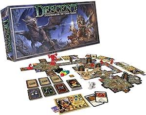 Descent: Journeys in the Dark (englische Version) [Spielzeug]