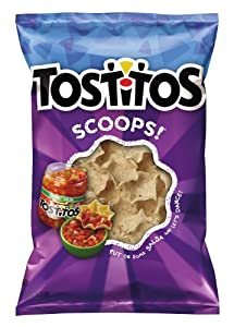 Tostitos Tortilla Chips, Scoops, 10 Oz