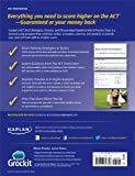Kaplan ACT 2015 Strategies, Practice and Personalized Feedback with 8 Practice T: Book + DVD + Online + Mobile (Kaplan Test Prep)