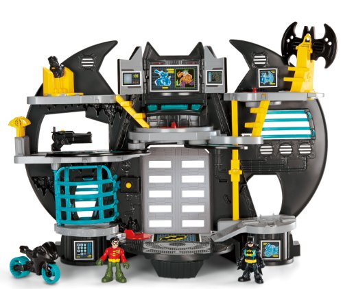 Fisher-Price Imaginext Super Friends Batcave - 1