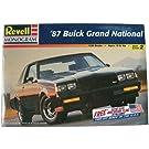 87 Buick Grand National 1987 ビュイック グランドナショナル Revell 85-2497 1:24スケール プラモデル [並行輸入品]