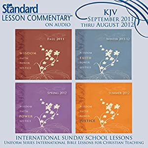 Standard Lesson Commentary (Complete 2011-2012 Year) Audiobook