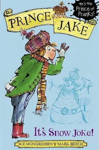 2: It's Snow Joke! (Prince Jake)