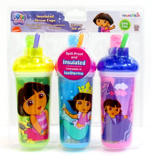 Munchkin Sippy Cup With Straw