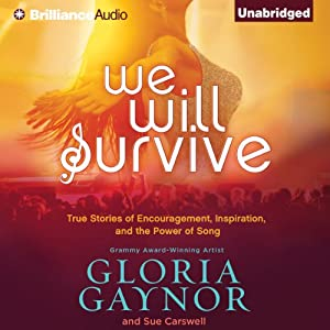 We Will Survive Audiobook