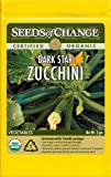 Seeds of Change Organic Dark Star Zucchini