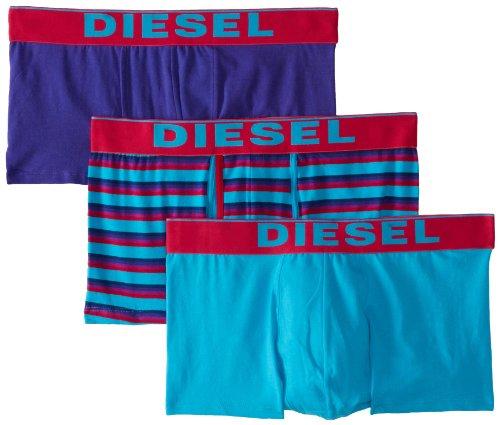 Diesel Men's Divine 3-Pack Boxer Briefs