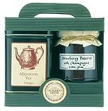 #10: Butler's Grove Strawberry Tea Gift Basket