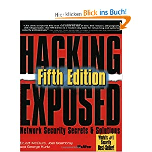 eBook Cover für  Hacking Exposed Network Security Secrets and Solutions Hacking Exposed Network Security Secrets amp Solutions