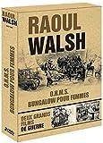 echange, troc Raoul Walsh - Coffret - Au service de sa Majesté + Bungalow pour femmes