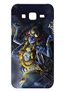 100 Degree Celsius Back Cover for Samsung Galaxy J7 (Nav Durga Maa Special)