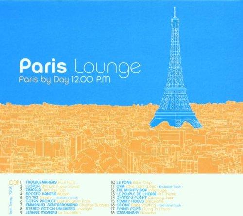 Paris Lounge V.1, Various Artists