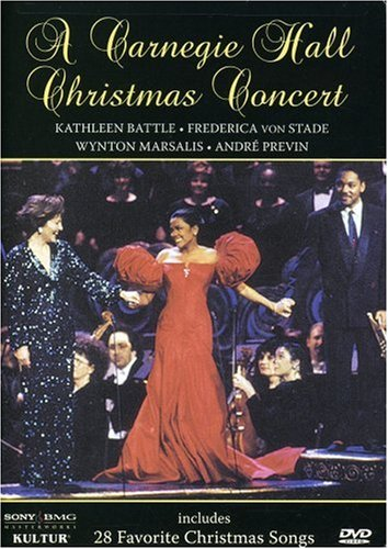 Carnegie Hall Christmas [DVD] [Region 1] [US Import] [NTSC]