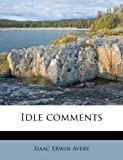 img - for Idle comments book / textbook / text book