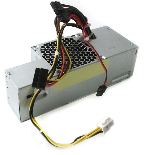 Genuine DELL 235w Power Supply For Optiplex 760, 780 and 960 Small Form Factor Systems Dell Part Numbers: FR610, PW116, RM112, 67T67 R224M, WU136 Model Numbers: F235E-00, L235P-01, H235P-00, H235E-00 PC, Computer, Hardware