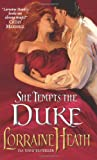 She Tempts The Duke (0062022466) by Heath, Lorraine..