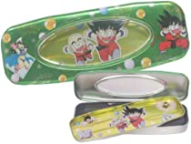 Dragon Ball Tin Pencil Case Green