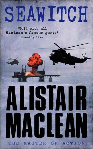 Seawitch, Alistair MacLean