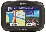 Garmin Zumo 350LM Motorcycle GPS with lifetime European map update, Bluetooth, 4.3-inch LCD - Note: European maps ONLY on this unit!