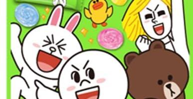 サクマ製菓 LINEドロップス 60g×6袋
