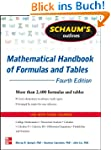 Schaum's Outlines: Mathematical Handb...