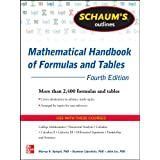Schaum's Outline of Mathematical Handbook of Formulas and Tables, 3edby Murray Spiegel