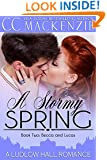 A Stormy Spring: A Ludlow Hall Romance (A Ludlow Hall Story Book 2)