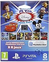Carte Mémoire 8 Go Méga Pack : Disney