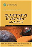 img - for Quantitative Investment Analysis book / textbook / text book