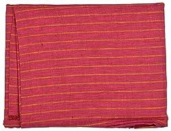 Siyaram Men's Shirt Fabric (Red)