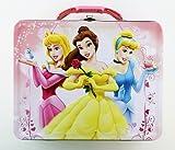 Princess Lunch Box Disney Princess Tin Box