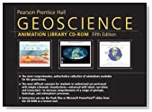 Geoscience Animation Library on DVD