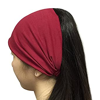 Wrapables Wide Fabric Headband
