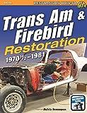 Trans Am & Firebird Restoration: 1970-1/2 - 1981 (Restoration How-to)