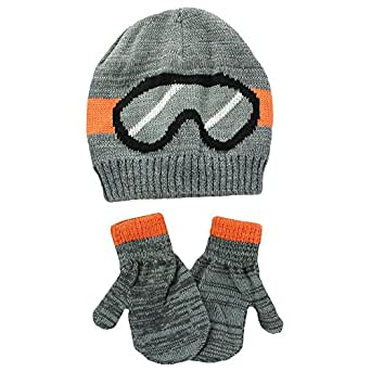 Amazon.com: Carter's Ski Character Baby Boys Winter Hat
