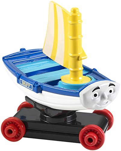 Fisher-Price Thomas The Train Take-N-Play Pirate Skiff Train (Thomas Train Characters)